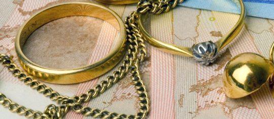 Vente et rachat d'or