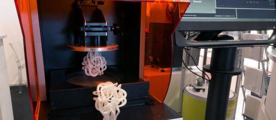 Imprimante 3D en bijouterie et joaillerie