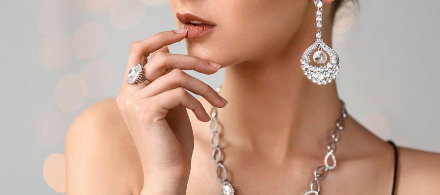 Bijoux tendance en argent