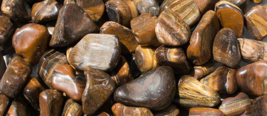 Œil de Faucon pierres
